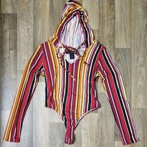 Hooded Bodysuit